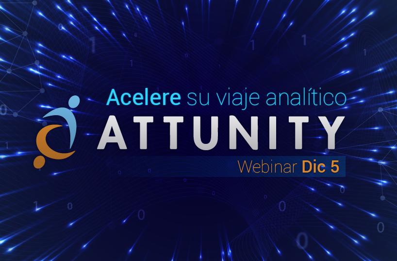 Attunity Colombia Webinar