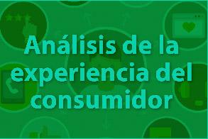 Análisis de la experiencia del consumidor