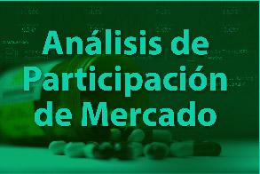 Análisis de Participación de Mercado Farmacéuticos