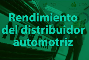Análisis de rendimiento del distribuidor automotriz
