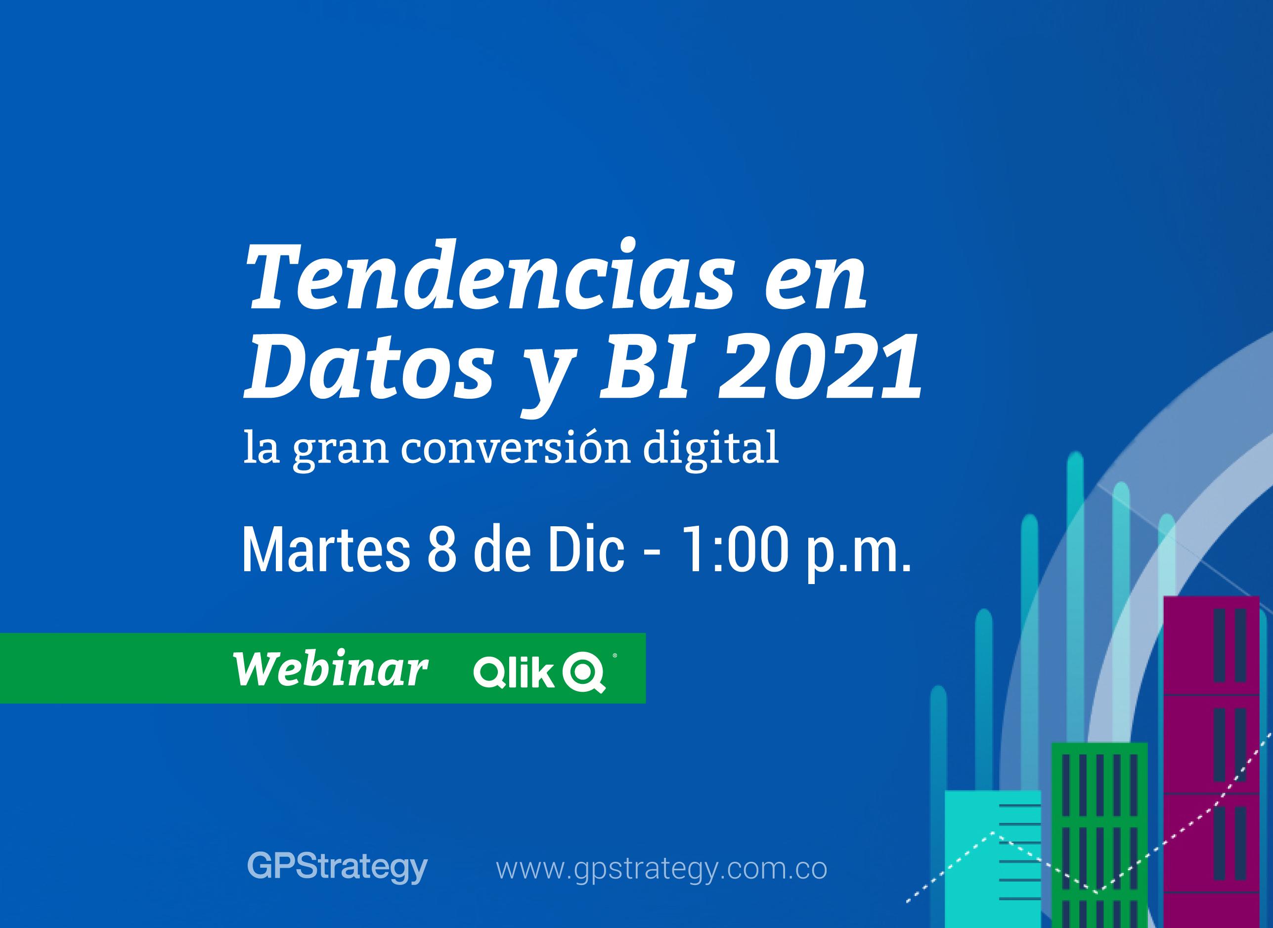 Tendencias en Datos y BI 2021