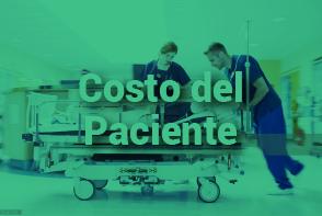 Costo del paciente modelo analítico