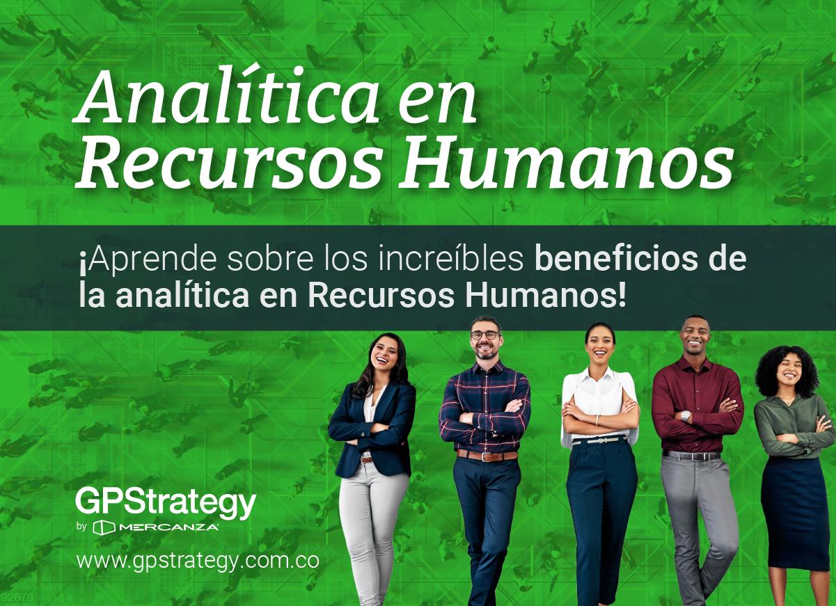 Analítica en Recursos Humanos RRHH