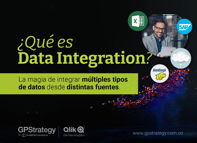 ¿Qué es Data Integration? integración de datos