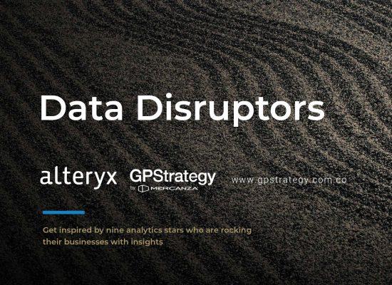 Data Disruptors